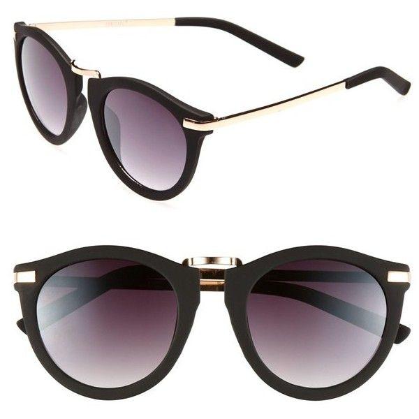 BP. Round Retro Sunglasses ( 14) ❤ liked on Polyvore   Polyvore ... f10c598d5217