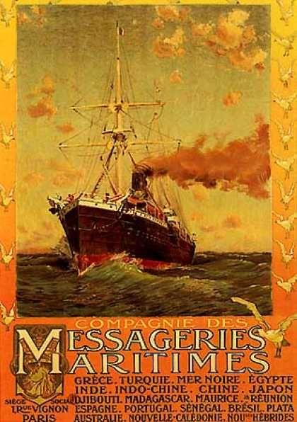 Companie des Messageries (1930)
