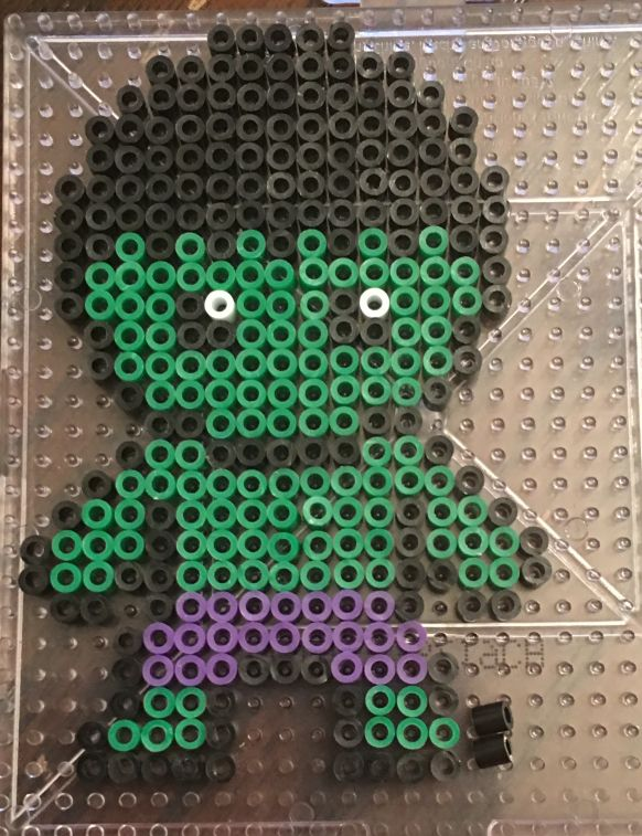 Discovering MiniPerler Beads With Avengers Perler Patterns Unique Mini Perler Bead Patterns