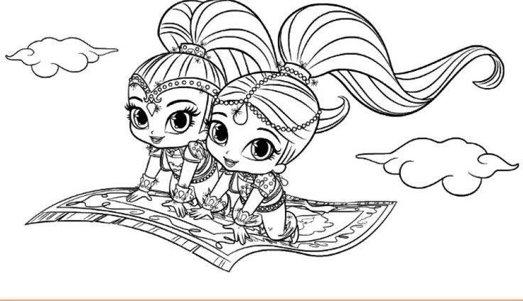 Shimmer Doing Ballet Coloring Page Ballerina Coloring Pages Cute Coloring Pages Coloring Books