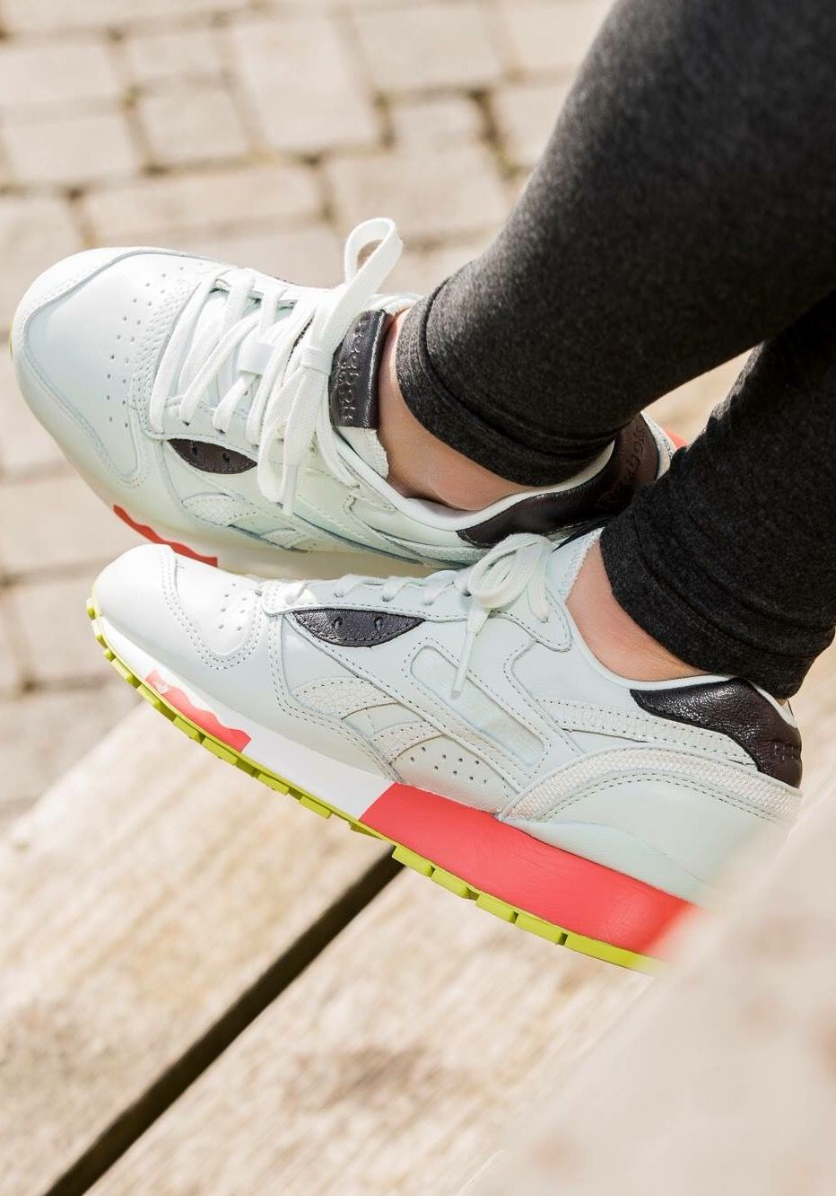 5 Healthy Lunch Hour Hacks. StockholmFaceSneakersSearch. Face Stockholm x Reebok LX 8500
