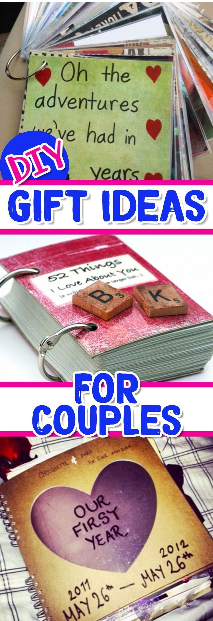 26 handmade gift ideas for him diy gifts he will love