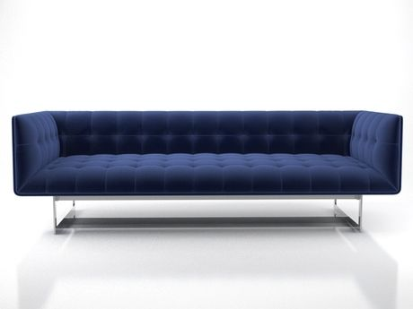 Edward Sofa 3d Model By Design Connected Sofa Mid Century