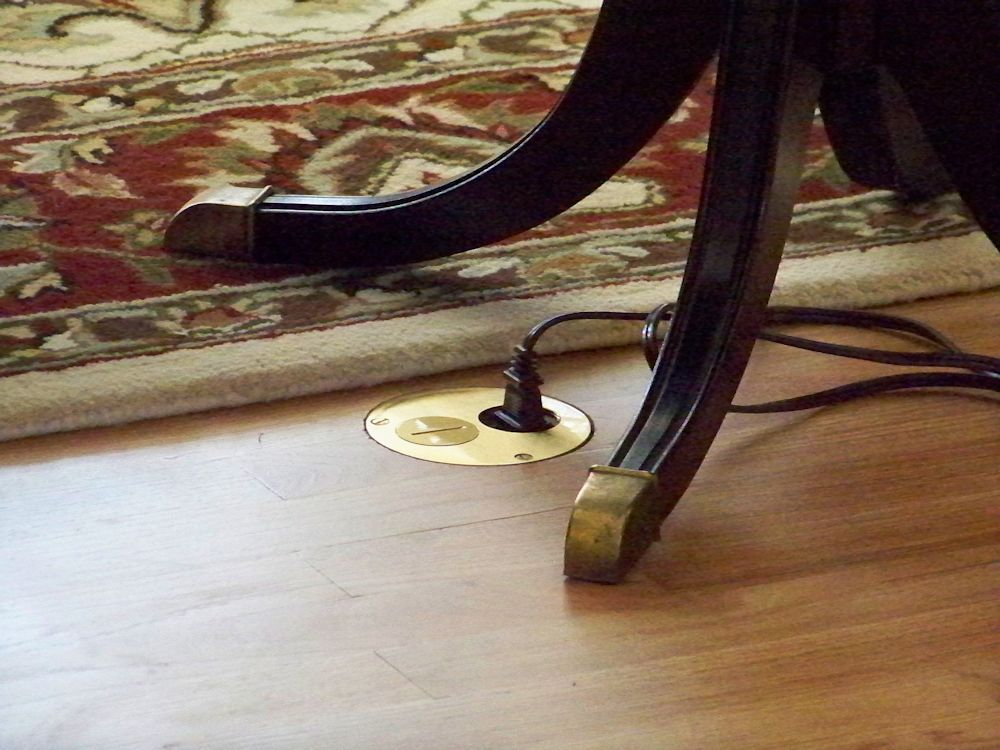 Floor Outlets Under Rugs Area Rug Ideas