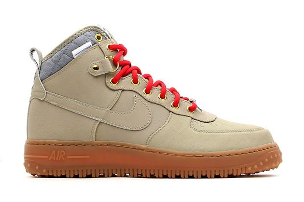 factory price bc91c ffa1d Nike Air Force 1 Duckboot BambooGum