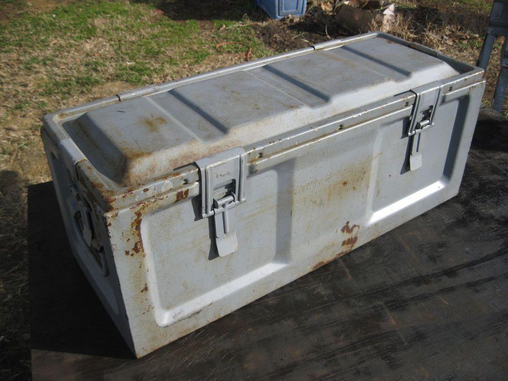 1950s U.S Navy Small Arms Ammo Box