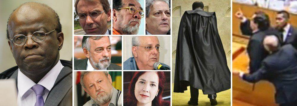 BLOG DO IRINEU MESSIAS: Barbosa capitula e deixa execuções penais da AP 47...