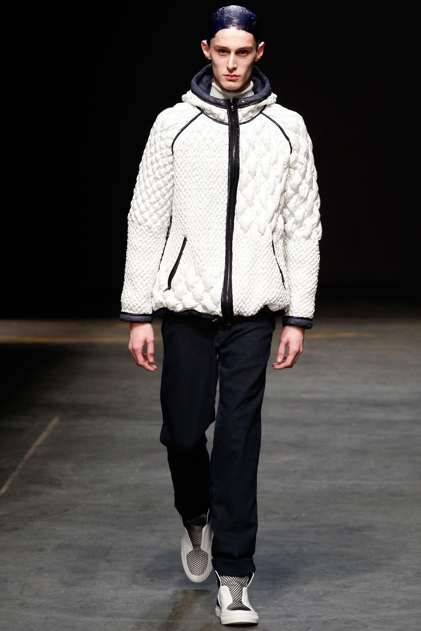 James Long AW14 – London Collections: MEN