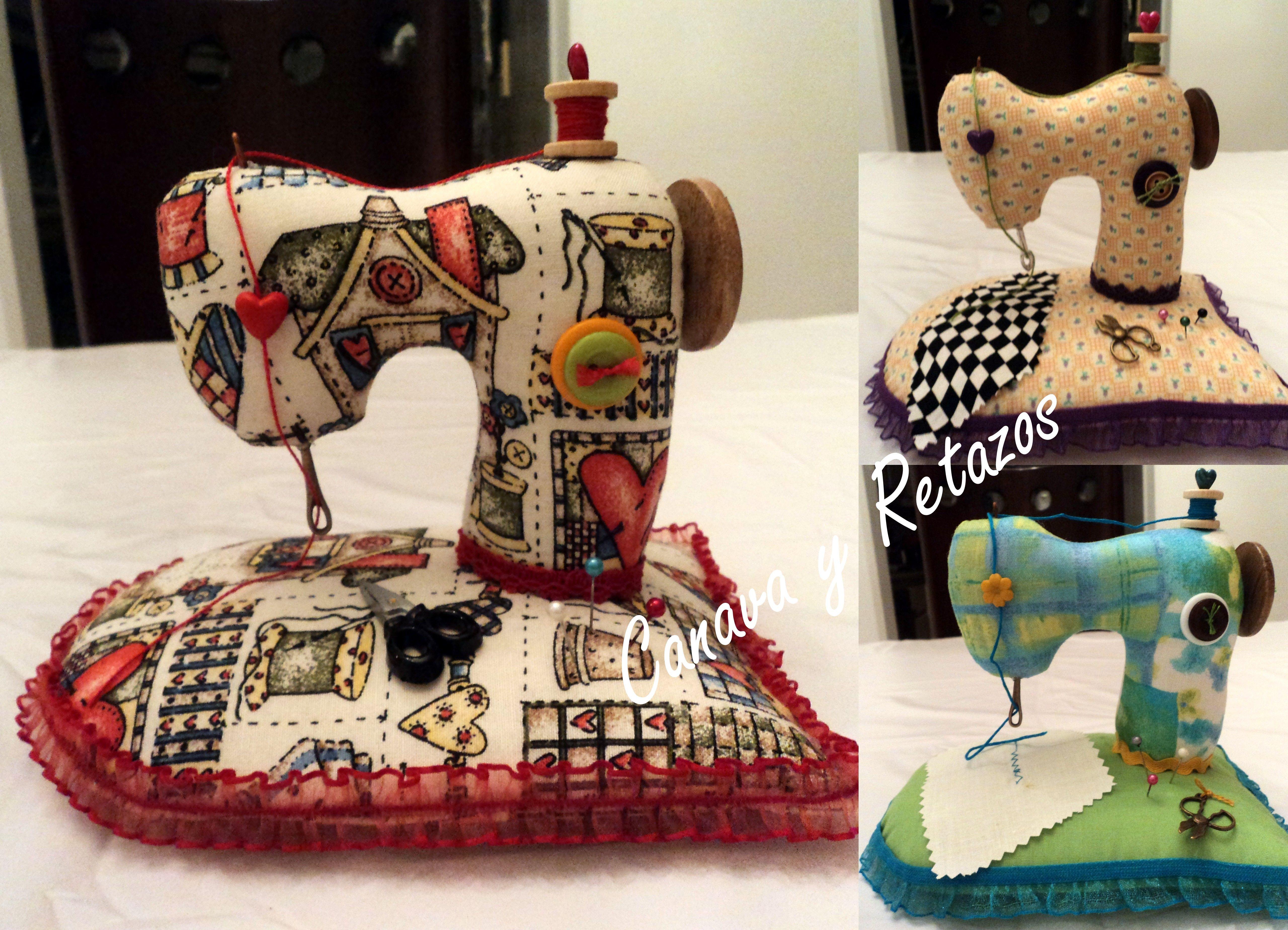 Alfiletero-Costurero Maquinas de Coser (com imagens