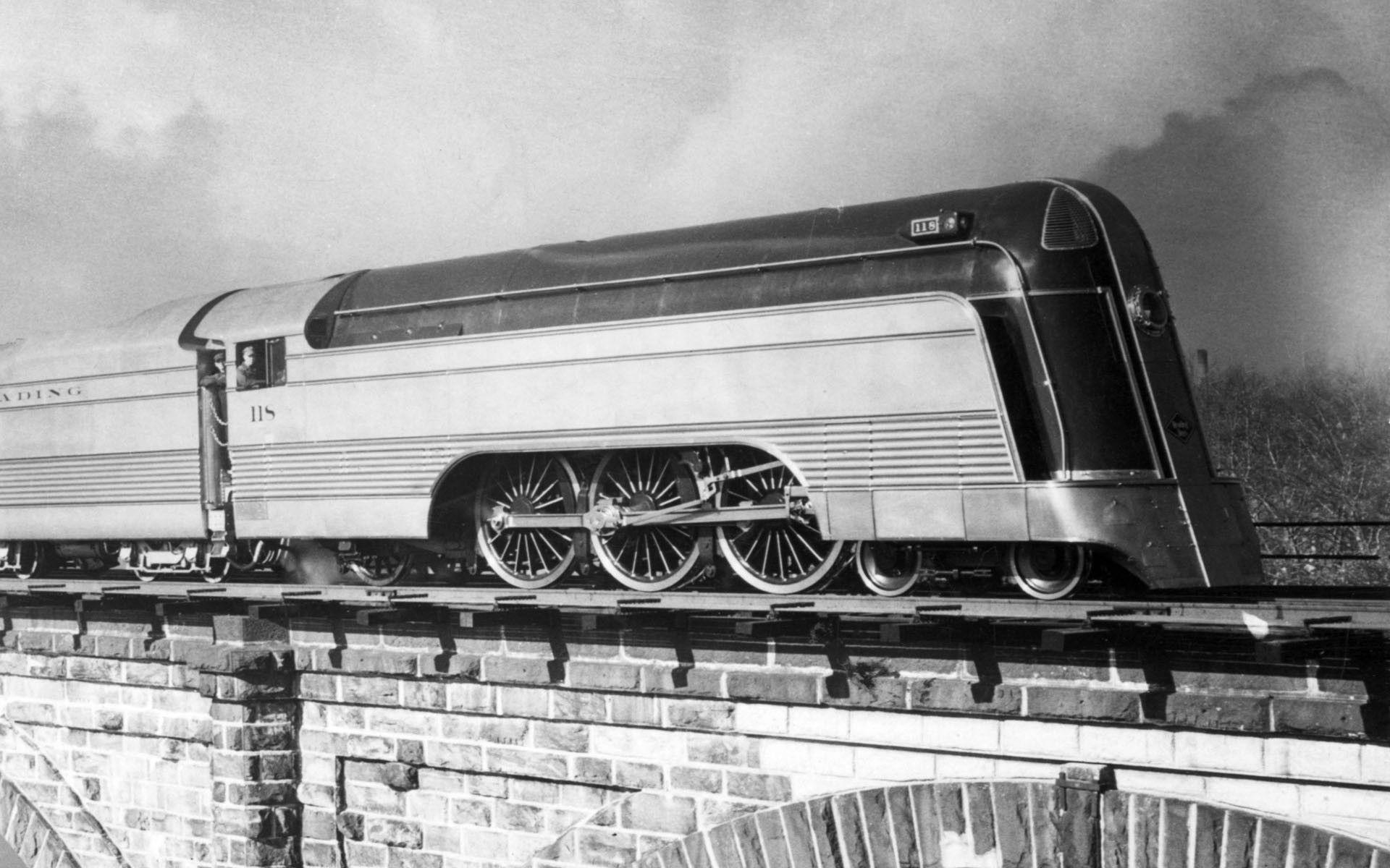 Pin by Rene Fisher on Art Deco Train Train wallpaper