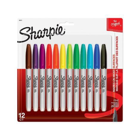 Best Colored Marker | News to Go | Sharpie, Permanent marker ...