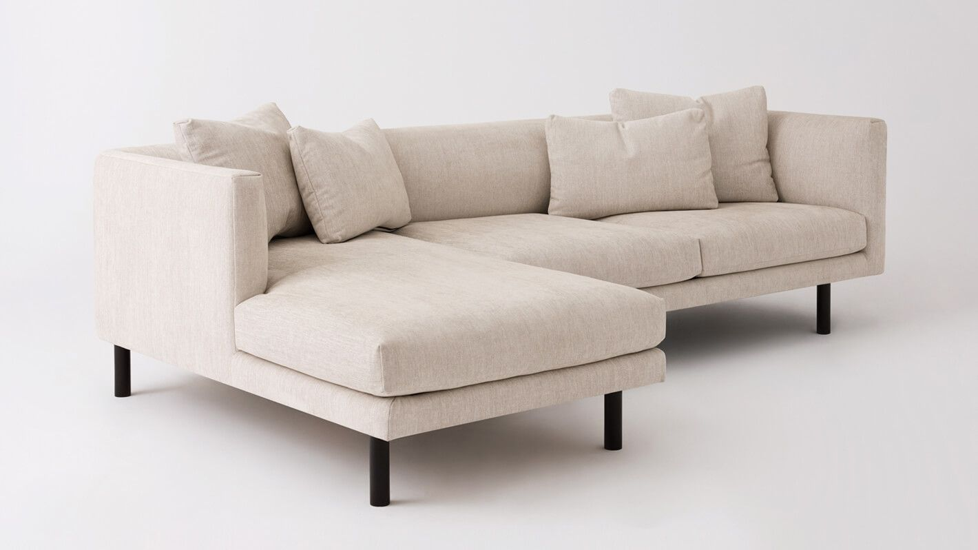 Replay 2 Piece Sectional Sofa With Chaise Eq3 Sectional Sofa With Chaise 2 Piece Sectional Sofa Sectional