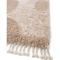 Photo of benuta Essentials shaggy carpet Ava Beige 80×150 cm – bed rugs for bedrooms