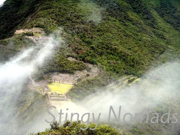 Choquequirao trek without a guide, independently