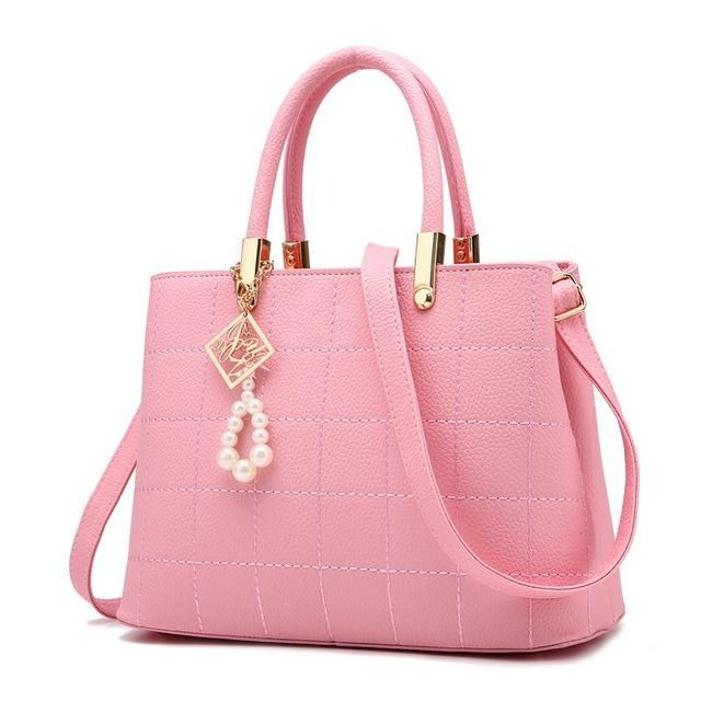 6cac1ebdac9b Women bag fashion 2018 luxury handbags women famous designer brand shoulder  bags women leather handbags women messenger bags