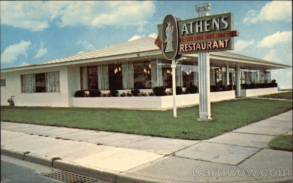 Athens Restaurant Athens Restaurants North Wildwood Wildwood
