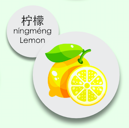 fruits in chinese vocabulary and infographic vivid chinese in 2020 chinese chinese language fruit pinterest