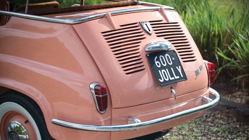 Log in Fiat 600, Fiat, Fiat 500
