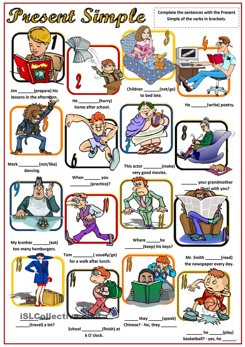 The 8 Top Tricks for Remembering Irregular English Verbs ...