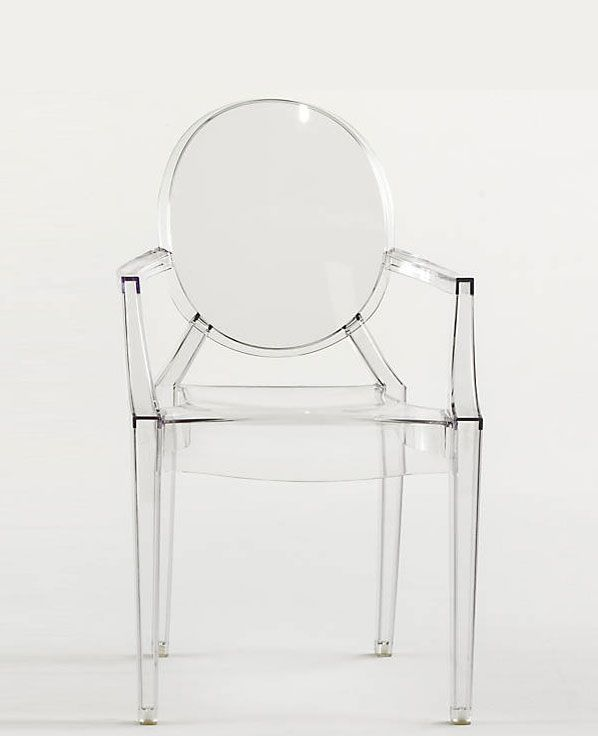 Odessa Ghost Chair Plastic X2f Clear Set Of 2 Inspire Q