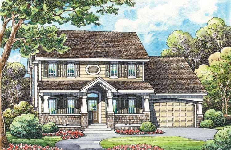 eplans craftsman house plan surprising interior 1919 square feet and 4 bedrooms from eplans - 1919 House Plans