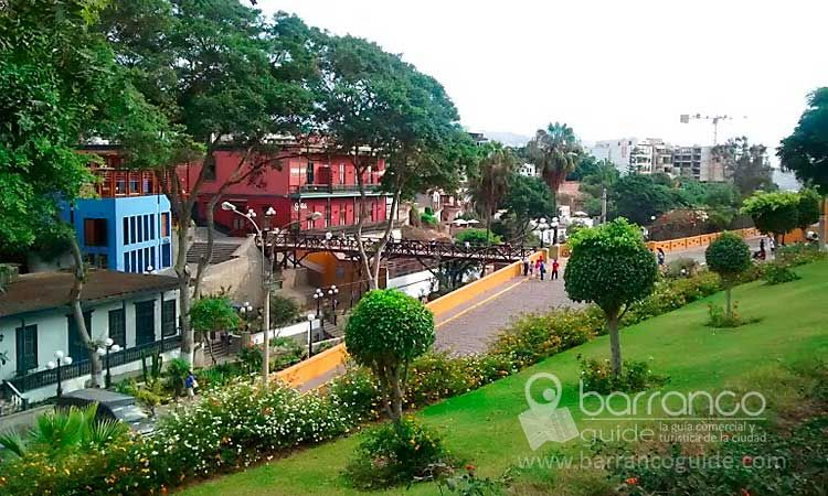 Historia de Barranco - Barranco Guide