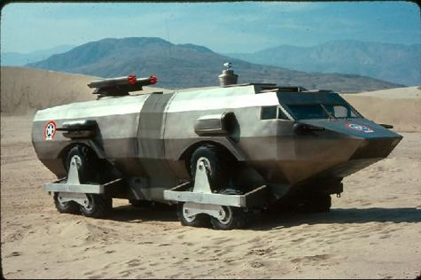 "1976 Landmaster from ""Damnation Alley"""