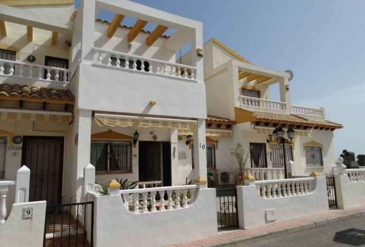 Torrevieja, Costa Blanca This magnificent townhouse is situated in