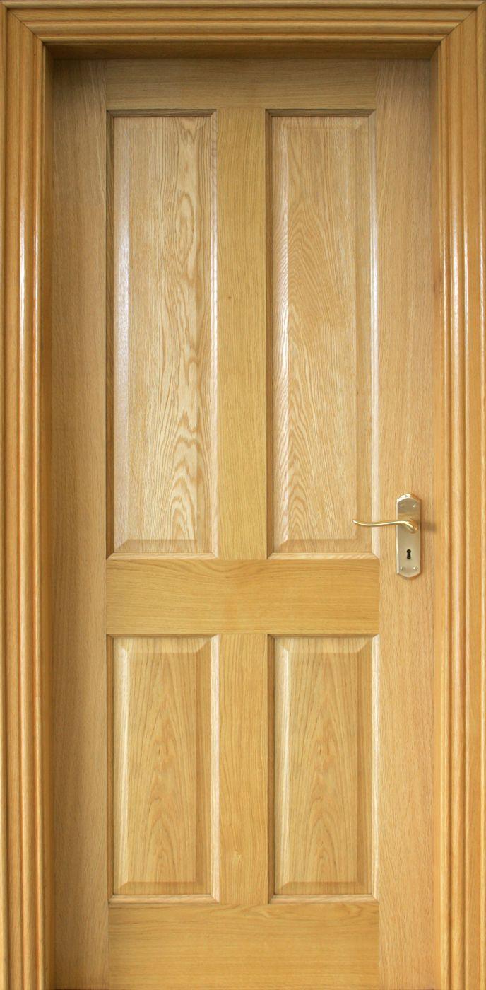 Trade Spec 4 Panel Oak Door (35mm) | Internal Doors | Oak Doors & Trade Spec 4 Panel Oak Door (35mm) | Internal Doors | Oak Doors ... pezcame.com