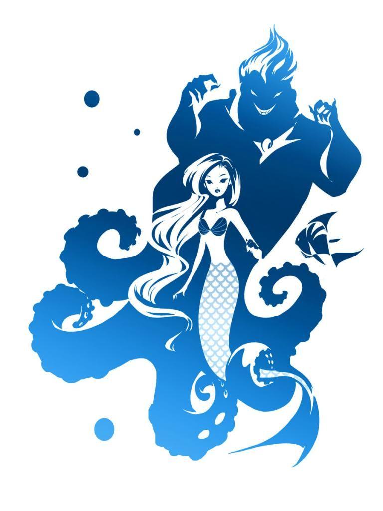 Murase Sho Little Mermaid