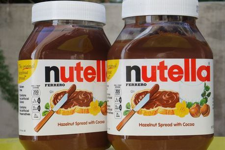 It might not be nutritious, but how much harm can there be in a jar that mostly tastes of nuts, vanilla, milk and chocolate?