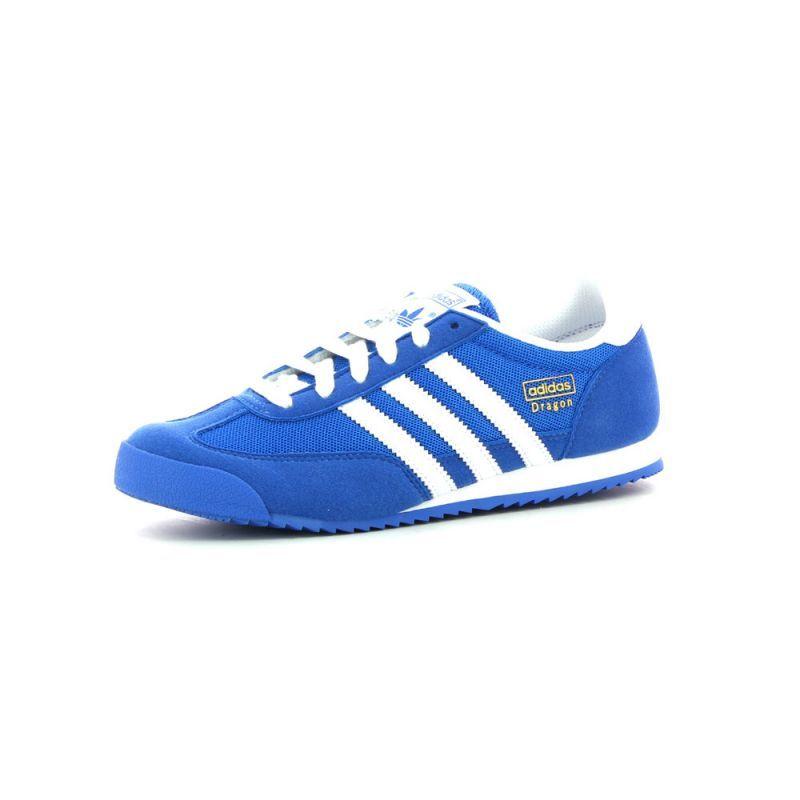 Adidas Originals #Baskets basses Dragon Junior. #Chaussure Adidas ...