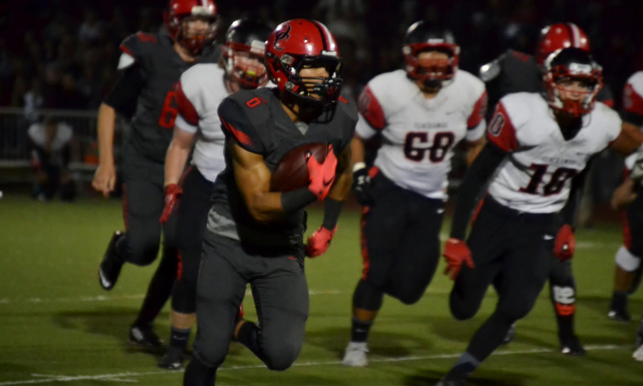 Cavaliers show up with dull swords pioneers continue to