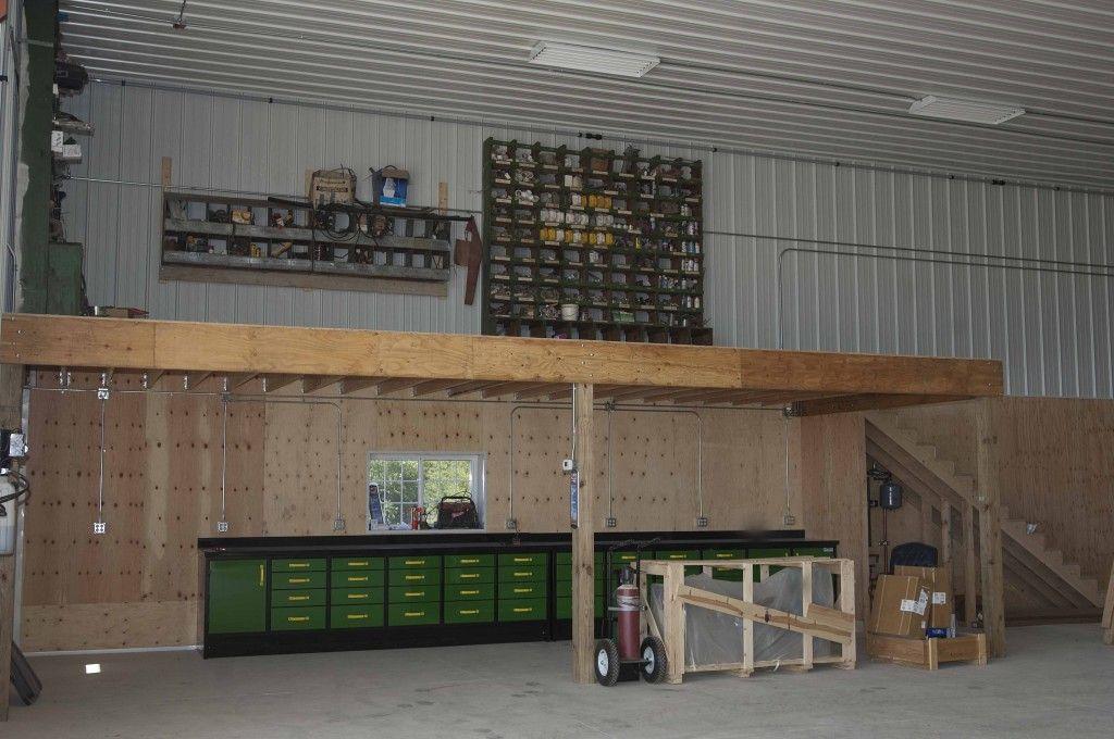 Scott's Insulated Shop » Morton Buildings » 3966