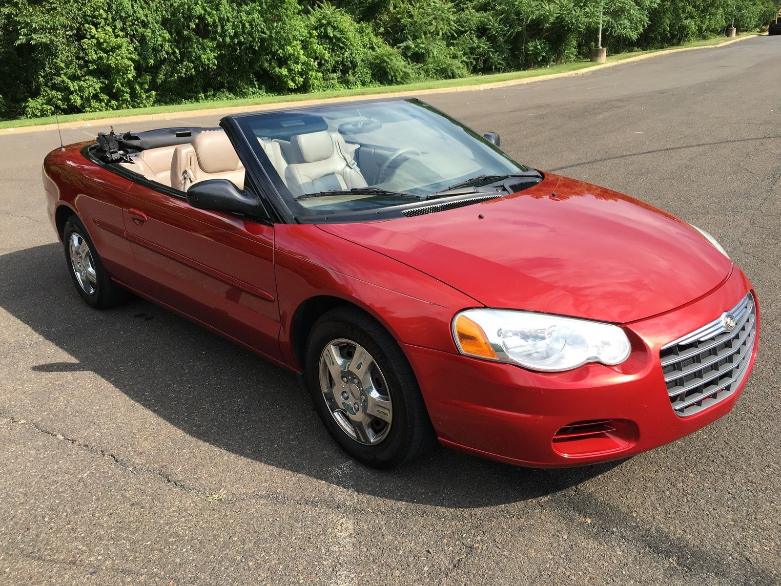 Car Brand Auctioned Chrysler Sebring 04 Car Model Chrysler Sebring