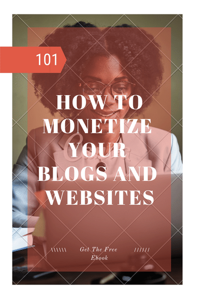 Learn how to monetize your website, blogs and email campaigns. Free eBook. #blogginginformation #bloggingit #bloggingideas #awesomeblogging #bloggingtips #bloggingresources #blogging101 #bloggingtipsideas #bloggingstrategy #blogessentials #blogmonetization #monetizeblog #paidblogging #forprofitblogging #bloggingmakemoney #moneyblogging #monetizeyourblog #bloggingandinternetmarketingtips #makemoneywithblogging #beginnerblogging