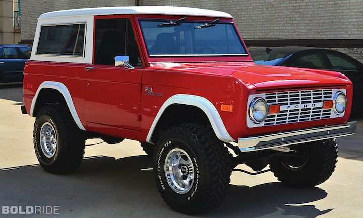 This 1970 Ford Bronco Is The One You Need To Buy Ford Bronco