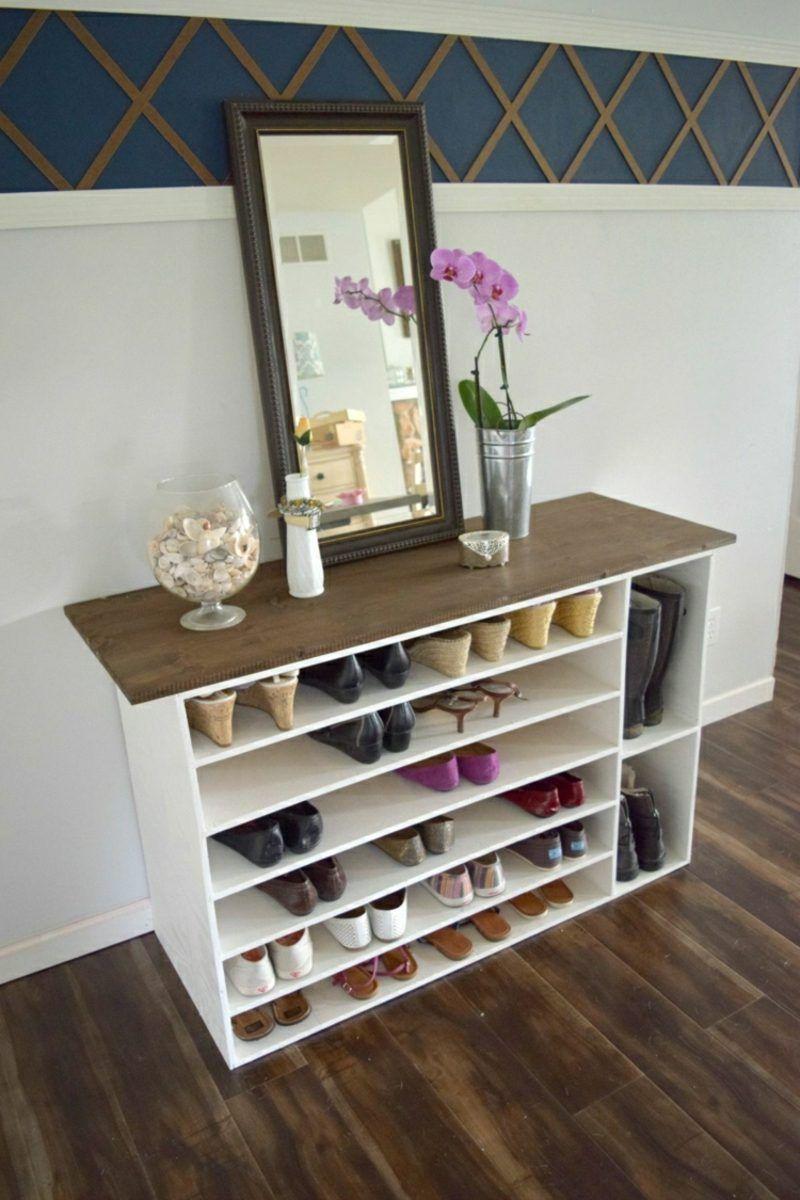 kommode selber bauen schuhe   möbel   pinterest   diy shoe rack, diy