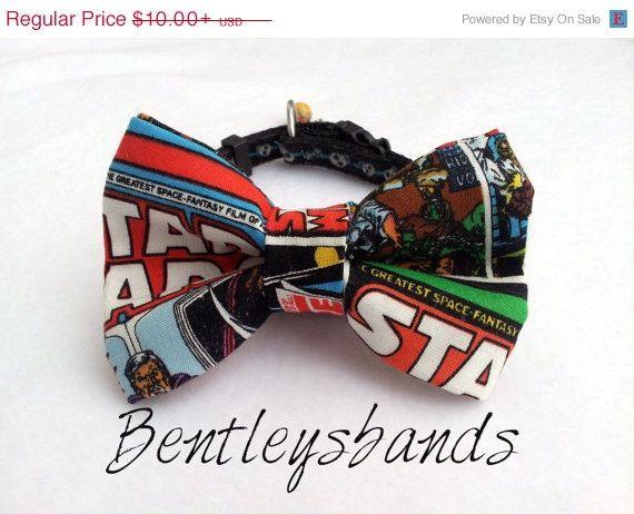 Star Wars Adjustable Bow Tie | by Bentleysbands