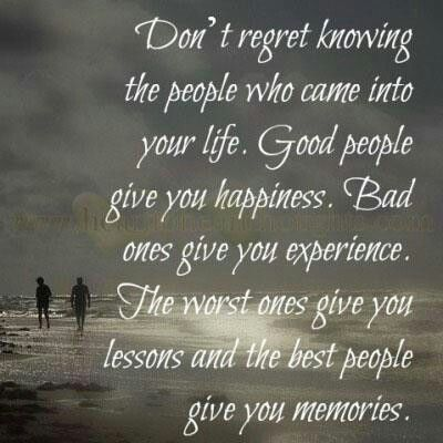 People Come Into Your Life For Different Reasons Assorted Quotes