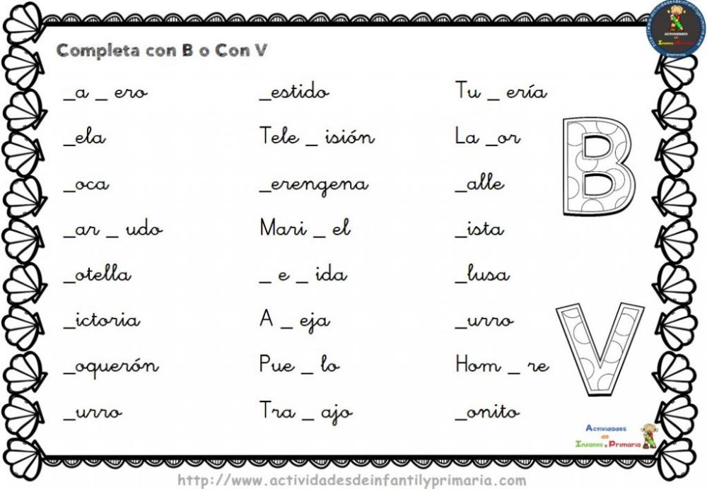 Ejercicios De Uso De Las M Y N Para Niños Búsqueda De Google Math Teaching Math Equations