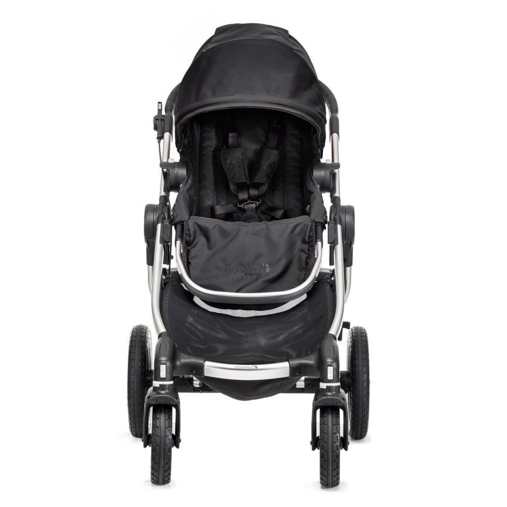 Baby Jogger City Select THE 5 EASIEST DOUBLE STROLLERS