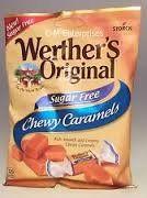 Werther's originals SUGAR FREE 2.75 b…
