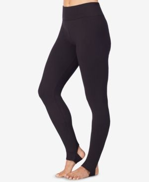 d0211813a9905 Cuddl Duds Smooth Layer Wide-Waistband Leggings   Products ...