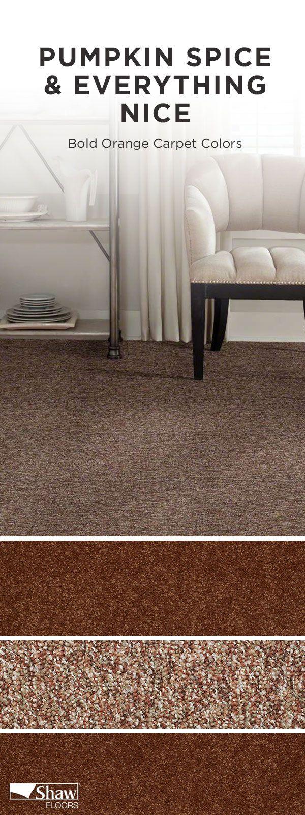 An Orange Carpet Living Room Or Orange Carpet Bedroom Is Beautiful Bold Interior Design Orange Carpet Carpet Colors Bedroom Carpet