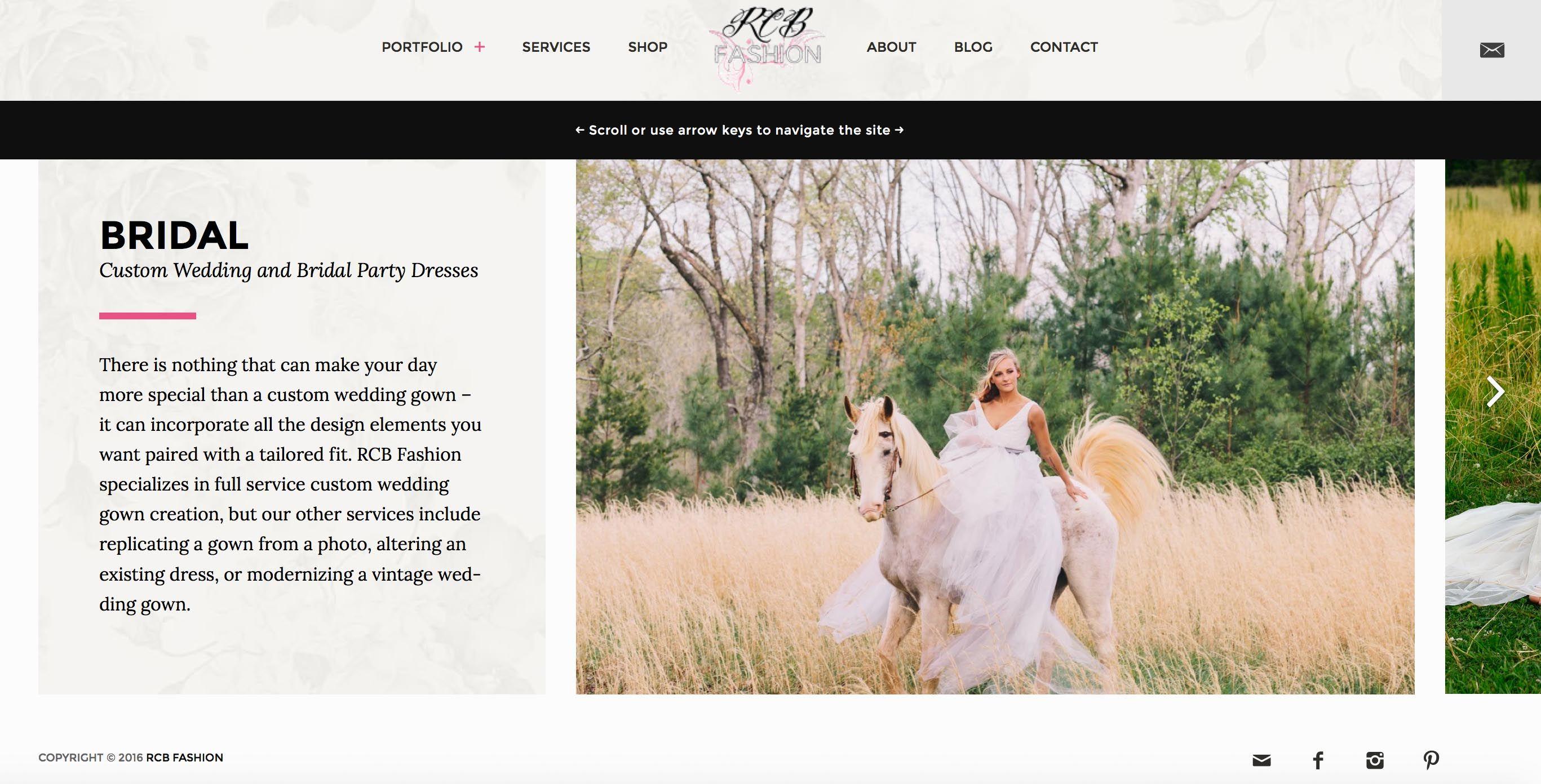 RCB Fashions | Charlotte, NC Bridal Shop | Bridal Atelier | Custom ...