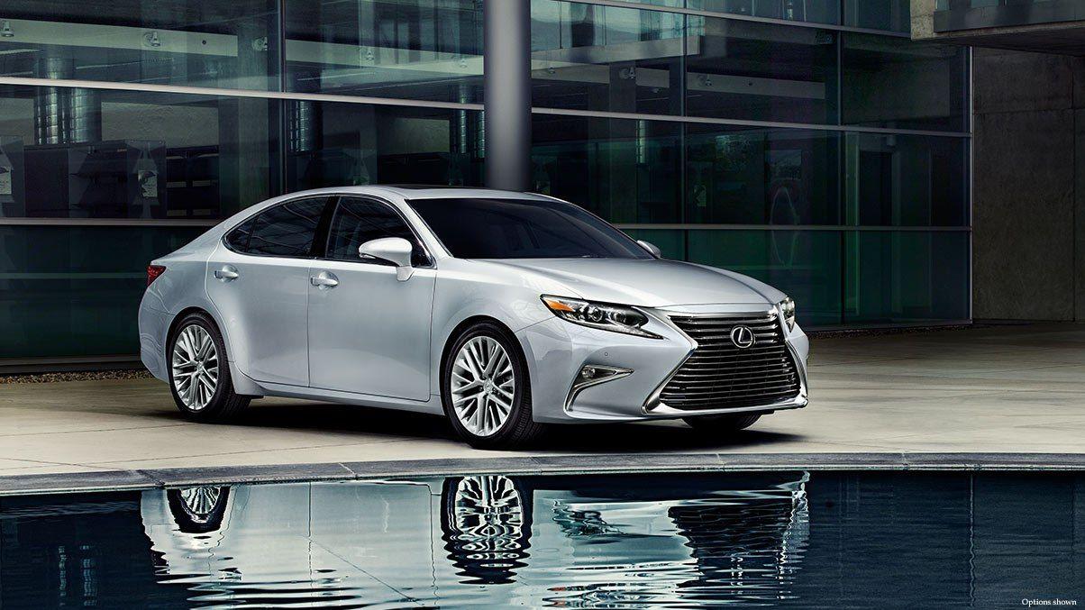 com lexus conceptcarz information news es and image price sedan