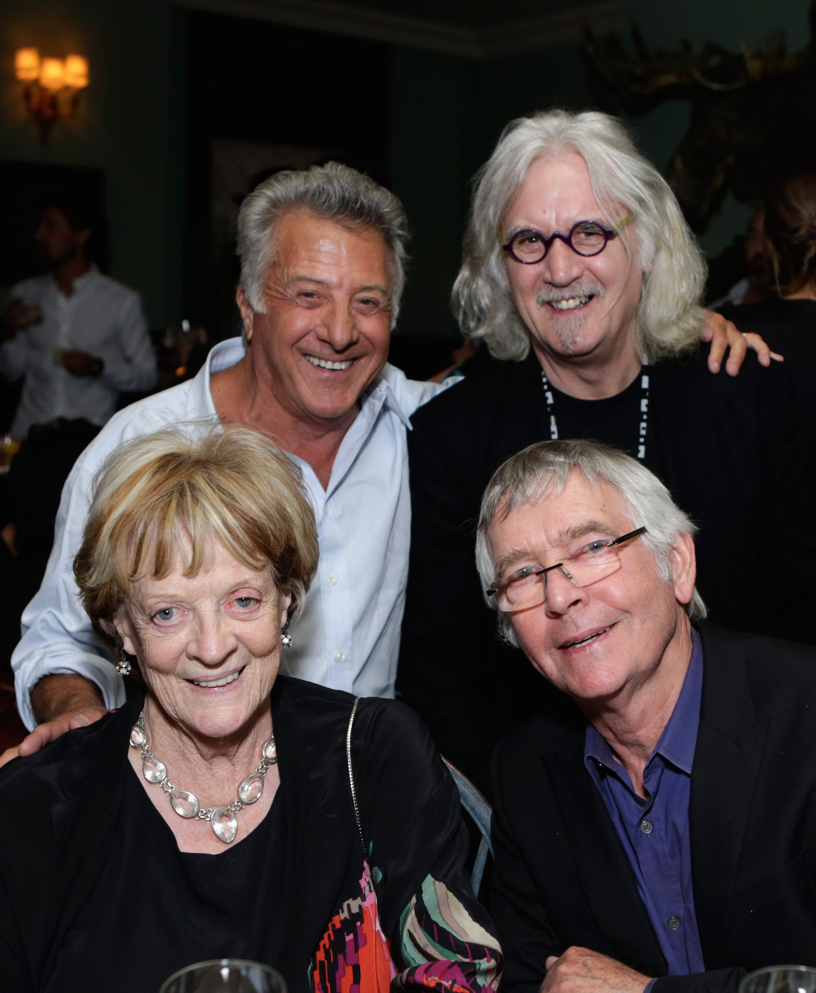 Image from https://nationalpostcom.files.wordpress.com/2012/09/dustin-hoffman-billy-connolly-maggie-smith-and-tom-courtenay-at-the-grey-goose-party-for-quartet-at-soho-house-toronto.jpg.