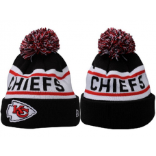 5910aadab57fc NFL Kansas City Chiefs New Era Beanie Knit Hats New Era Beanie, Cheap  Beanies,