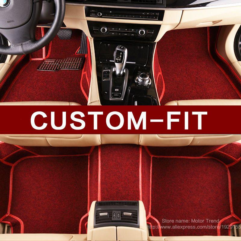 Custom Fit Car Floor Mats For Lexus Ct200h Gs Es250 350 300h Rx270 350 450h Gx400 Lx570 Ls Nx 3d Car Styling Carpet Liners Car Floor Mats Fit Car Floor Liners